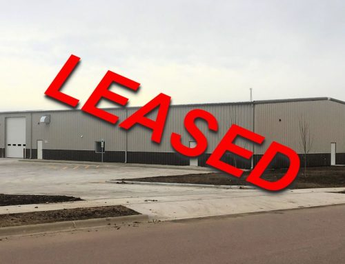 Velocity Spec Building LEASED