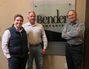 Bradyn Neises, Doug Brockhouse, & Michael Bender