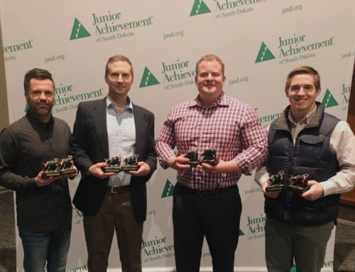 Bender Commercial Wins Junior Achievement Stock Market Challenge