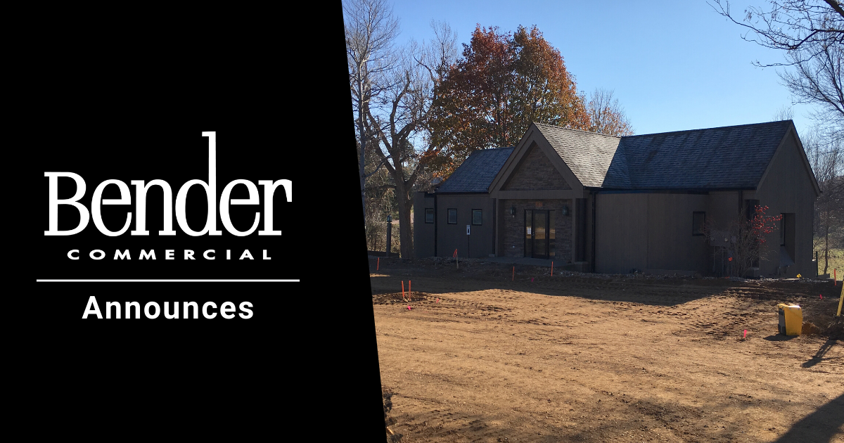 Bender Companies Moves Office Locations