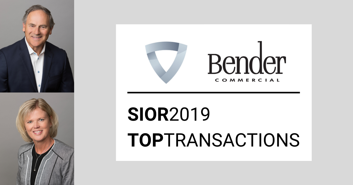 Bender, Anderson Among Top 50 Transactions in 2019