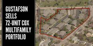 Gustafson Sells 72-Unit Cox Multifamily Portfolio