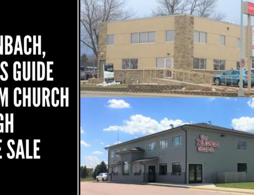 Kurtenbach, Kuipers Guide Ransom Church Through Double Sale